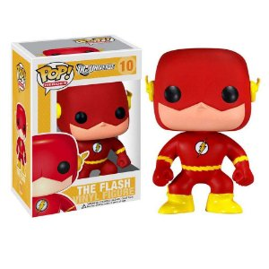 POP! Funko DC Classics: The Flash # 10