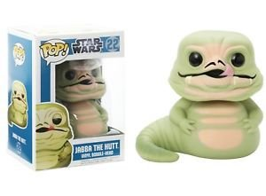 POP! Funko Star Wars: Jabba the Hutt # 22