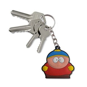 Chaveiro Emborrachado Cute South Park - Eric