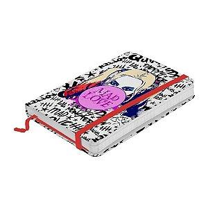 Caderneta Harley Quinn - Esquadrão Suicida Mad Love - DC Comics