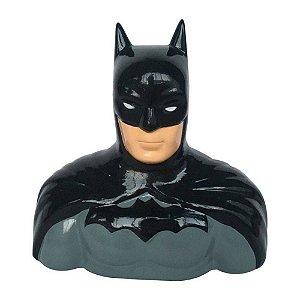 Cofre de Moedas Cerâmica Busto Batman - DC Comics