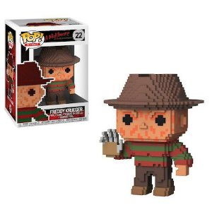 POP! Funko 8-BIT: Freddy Krueger - A Nightmare on Elm Street / A Hora do Pesadelo #22