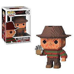 POP! Funko 8-BIT: Freddy Krueger - A Nightmare on Elm Street / A Hora do Pesadelo #22