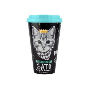 Copo Fun Pet Lovers - Gato