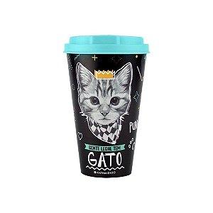 Copo Fun Pet Lovers - Gato