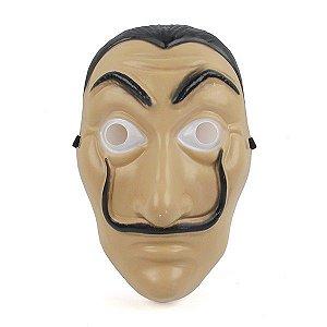 Máscara Dali - La Casa de Papel