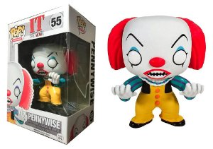 POP! Funko IT: Pennywise Clássico # 55