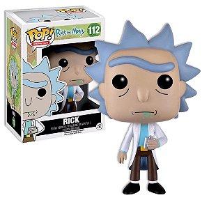 POP! Funko Rick & Morty: Rick # 112