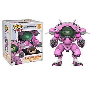 POP! Funko Overwatch: DVA with MEKA #177