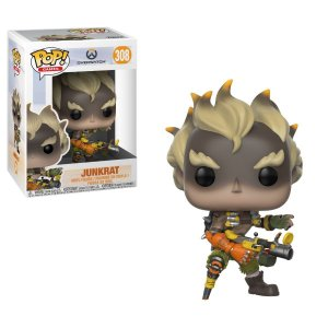 POP! Funko Overwatch: Junkrat # 308