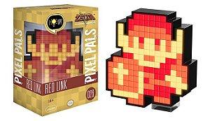 Luminária 8 Bit Pixel Pals Zelda - Red Link