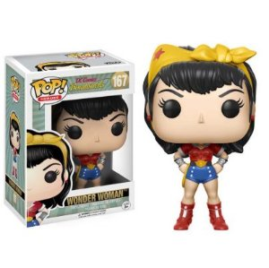 POP! Funko DC Bombshells: Wonder Woman # 167