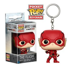 Chaveiro Pocket POP! Funko Justice League - Flash