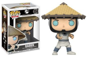 POP! Funko Mortal Kombat: Raiden #254