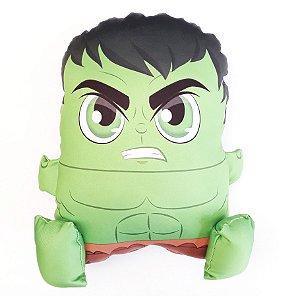 Almofada CuboArk 3D Formato Hulk