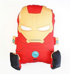 Almofada CuboArk 3D Formato Homem de Ferro