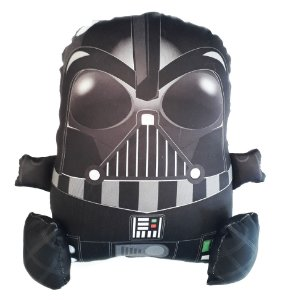 Almofada CuboArk 3D Formato Darth Vader