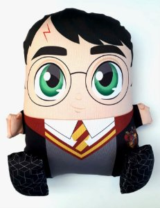 Almofada 3D CuboArk - Harry Potter