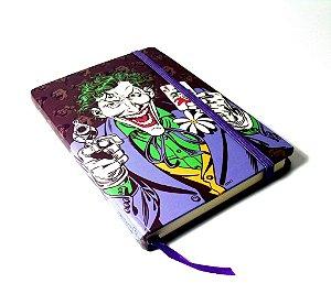 Caderneta DC Comics Coringa