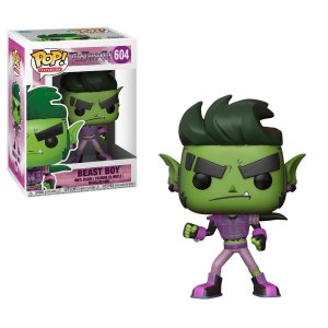 POP! Funko Teen Titans: Beast Boy # 604