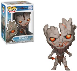 POP! Funko God of War: Draugr # 272