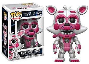 POP! Funko FNAF Sister Location: FunTime Foxy # 228