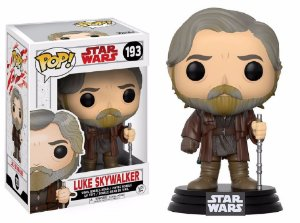 POP! Funko Star Wars: Luke Skywalker # 193