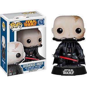 POP! Funko Star Wars: Unmasked Vader # 43