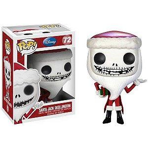 POP! Funko Disney: Santa Jack Skellington # 72