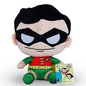 Pelúcia Super Fun Liga da Justiça DC Comics - Robin