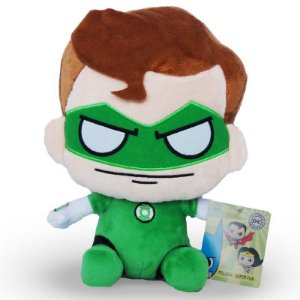 Pelúcia Super Fun Liga da Justiça DC Comics - Lanterna Verde