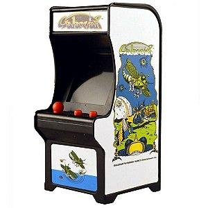 Chaveiro Mini Fliperama Tiny Arcade - Galaxian