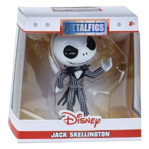 Mini Metals Die Cast Disney - Jack Skellington / Caveira