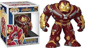 Pop! Funko Marvel Guerra Inifinita 15cm: Hulkbuster # 294