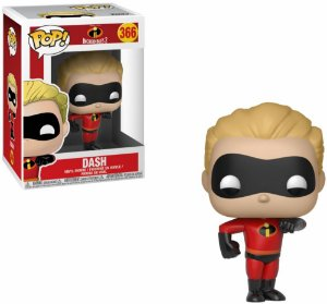 POP! Funko Incredibles 2: Os Incríveis 2 - Dash # 366