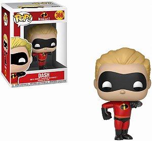 POP! Funko Incredibles 2: Os Incríveis 2 - Dash # 366