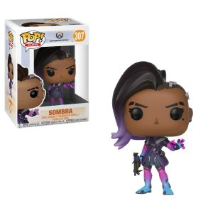 POP! Funko Games: Overwatch  - Sombra # 307