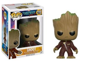 POP! Funko Guardians of the Galaxy 2: Baby Groot w/ Jacket # 212