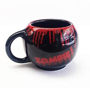 Caneca 3D Zumbi - Zombie