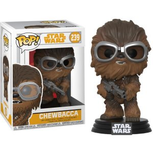 Pop! Funko Star Wars: Chewbacca W/ Goggles #239