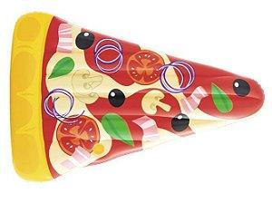 Boia / Colchão Inflável Gigante 188cm Summer Fun Pizza