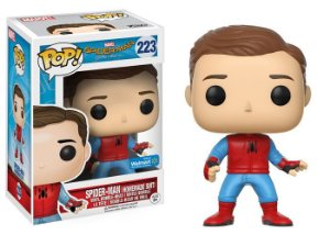 POP! Funko Marvel - Spiderman Homemade Suit # 223