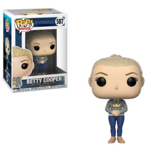 POP! Funko Riverdale - Betty Cooper # 587