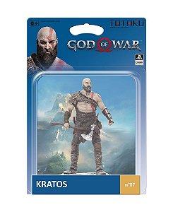Estátua Colecionável Totaku God of War - Kratos