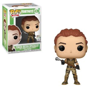 Boneco POP! Funko Fortnite Tower Recon Specialist # 439