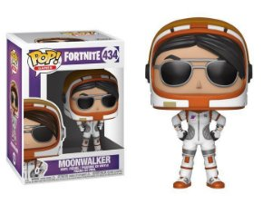 Boneco POP! Funko Fortnite Moonwalker # 434