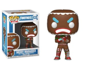 Boneco POP! Funko Fortnite Merry Marauder # 433