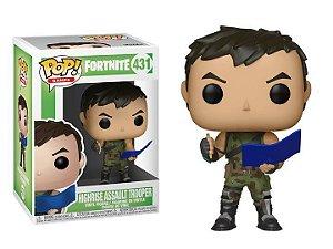 Boneco POP! Funko Fortnite Assault Trooper # 431