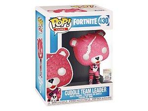 Boneco POP! Funko Fortnite Cuddle Team Leader # 430