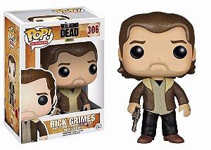 POP! Funko The Walking Dead - Rick Grimes # 306